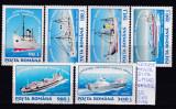 1995 Centenarul Serviciului Maritim Roman LP1380 MNH, Sport, Nestampilat