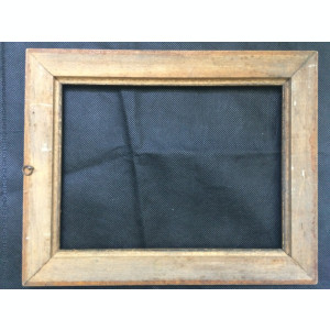 rama veche din lemn pentru tablou foto pictura desen grafica hobby