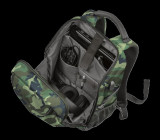 Rucsac trust gxt 1255 outlaw gaming backpack 15.6 camo specifications
