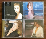 Colectie Celine Dion (set 5 CD orig.)