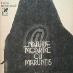 Natura moarta cu maruntis (nuvele)