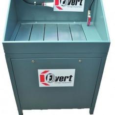 Banc masa spalare piese schimb 780x575mm 500kg pompa electrica 230V perie