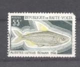 Haute Volta 1979 Fish, used AK.070, Stampilat