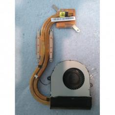 Cooler - ventilator , heatsink - radiator laptop Acer E5-572, model Z5WAW