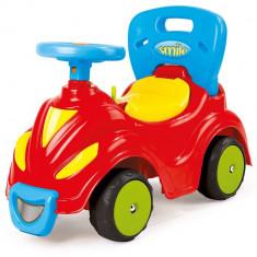 Masina fara pedale 2 in 1, spatiu de depozitare sub scaun, 42 x 64 x 30 cm