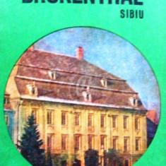 Muzeul Brukenthal Sibiu. Galeria de arta. Ghid