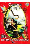Cartea junglei - Citim si coloram, Rudyard Kipling