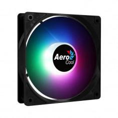 Cumpara ieftin Ventilator Aerocool Frost 12 RGB, 120mm, Iluminare LED RGB