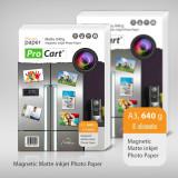 Cumpara ieftin Hartie FOTO Magnetica Mata 640g A3