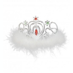 Costum Copii pentru serbare Regina Zapezii 128 cm