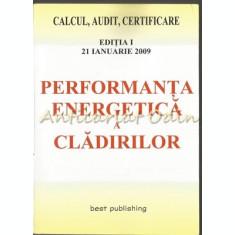 Performanta Energetica A Cladirilor - Cristian Murica