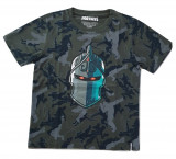 Tricou Fortnite ORIGINAL , Black Knight ,  11-12 sau 15 -16 ani +  CADOU !!