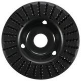 Disc raspel pentru lemn depresat 125 x 22.2 mm nr. 1 Yato YT-59168