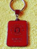 Breloc(rar)metalic fotbal - MANCHESTER UNITED (Membru oficial 2013/2014)
