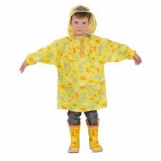 Pelerina de ploaie pentru copii YY03 Galbena L