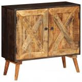 Servantă, lemn masiv de mango, 85 x 30 x 75 cm