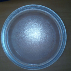 Platan de sticla pentru cuptor cu microunde Y66 24,5cm