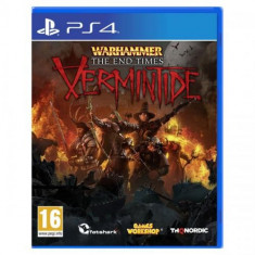 Warhammer: The End Times Vermintide PS4