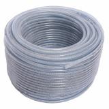 Furtun ranforsat pentru gradinarit, 5 x 11 mm, 100 m, 3 straturi PVC, General