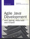 Agile Java Development With Spring, Hibernate And Eclipse - Anil Hemrajani