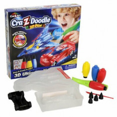 Set creatie 3D cu Creion - Ultimate Vehicles