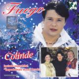 CD Colinde: Fuego - Sfântă seară de Crăciun  ( 2002, original, stare f.buna )