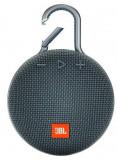Boxa Portabila JBL Clip 3, Bluetooth, Waterproof (Albastru)