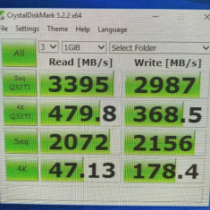 SSD Samsung PM981a (970 Evo Plus OEM) 512 GB NVME M.2 PCIe x4 2280