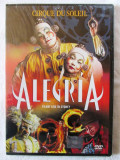 CIRQUE DU SOLEIL - ALEGRIA. DVD original, cu holograma, nou, in tipla