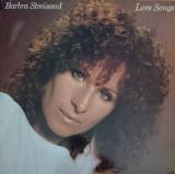 Disc Vinil - Barbra Streisand – Love Songs