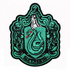 Slytherin HARRY POTTER - Sigla De Cusut / Aplicat Pe Haina