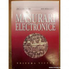 Masurari electronice