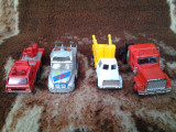 Machete Masinute Metalice 7-9 cm jucarie copii (var. 5)