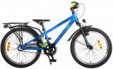 Bicicleta Volare Cross aluminiu, 20 inch, culoare albastru/verde, Prime CollectiPB Cod:22075