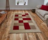 Covor Matrix Beige Red 60x225 cm