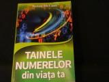 TAINELE NUMERELOR DIN VIATA TA-SUZAN MC. CANT-TRAD. ANCA IRINA IONESCU-208 PG-, Alta editura