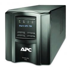 UPS APC APC SMT750IC , Line interactive 750 VA/500W , Sinusoida pura