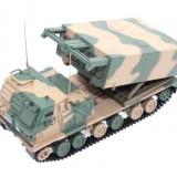 Macheta tanc Lansator rachete  - Armata japoneza scara 1:72