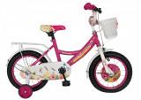 Bicicleta copii 12 inch,Bicicleta pentru fete varsta 2-4 ani