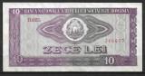 România - 10 lei - 1966 (B0127) - aUNC, starea care se vede