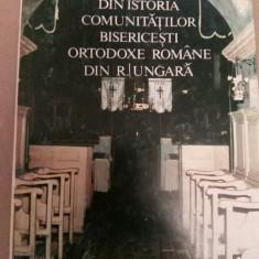 TEODOR MISAROS - DIN ISTORIA COM. BISERICESTI ORTODOXE ROMANE DIN R. UNGARA