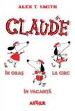 Pachet Claude. Volumele 1-3