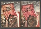 F. M. Dostoievski - Frații Karamazov, ed Cartea Romaneasca, 1986, F.M. Dostoievski