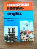 GHID DE CONVERSATIE ROMAN- ENGLEZ- MIROIU, r4d