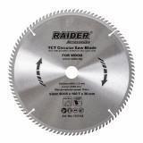 RAIDER Disc fierastrau circular pentru taieri in lemn 305x30 mm 100 T