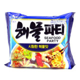 Supa instant Seafood Party SY 120g
