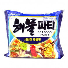 Supa instant Seafood Party SY 120g foto