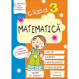 Matematica clasa a III-a. Caiet - Arina Damian