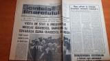 scanteia tineretului 7 mai 1982-vizita lui ceausescu in grecia