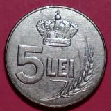 A5064 5 lei 1922 Nickel Fals